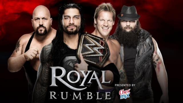 WWE Royal Rumble du 24/01/2016 20160110