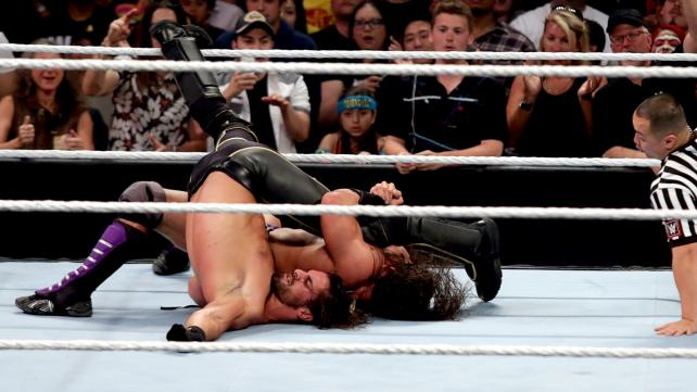 [Divers] Les 25 meilleurs matchs de 2015 par WWE.com 21_raw10