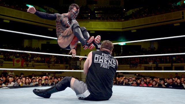 [Divers] Les 25 meilleurs matchs de 2015 par WWE.com 7_toky10