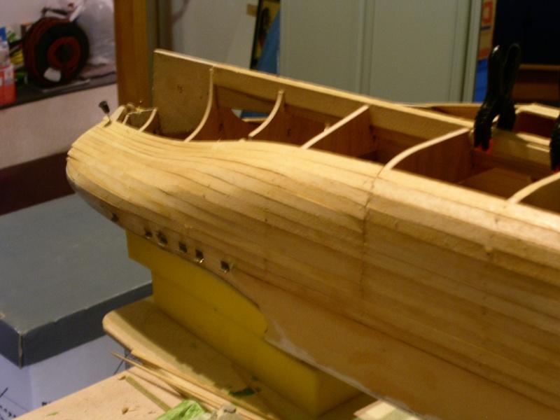 Noch ein Bericht über den Bau der ETV Waker in 1:75  - Seite 7 Planke11