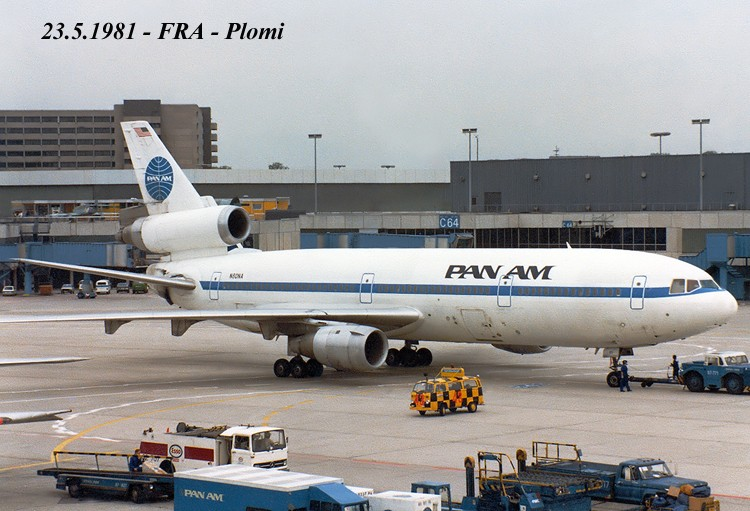 DC-10 in FRA - Page 4 19810513