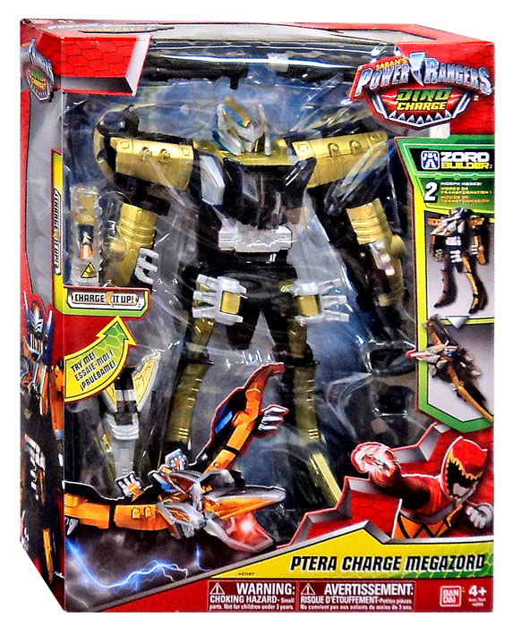 Jouets Power Rangers Dino Charge Power-10