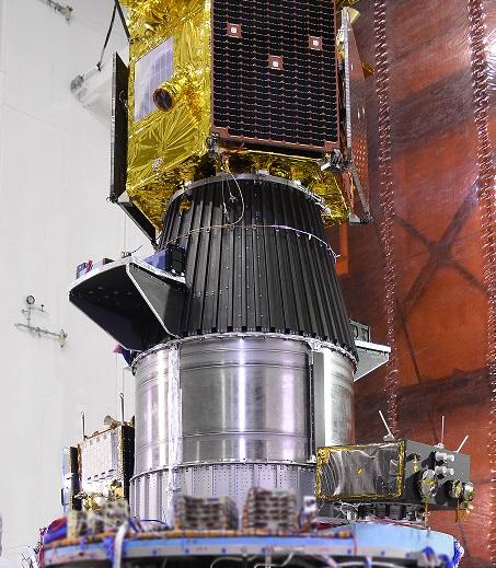 Lancement PSLV(CA) C29 - TeLEOS-1 + KR 1 + VELOX C1 + VELOX 2 + Galassia  - 16 Décembre 2015   14velo10
