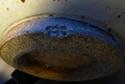 Stoneware Bowl (not Andrew Hague) - Japanese?  Stonew13