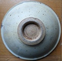 Stoneware Bowl (not Andrew Hague) - Japanese?  Stonew14