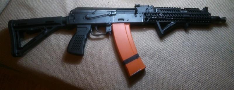 ak105 - Mega Review : [E&L] & [GHK] AK105 - [WE] AK PMC & AKSU74  Dsc_0010