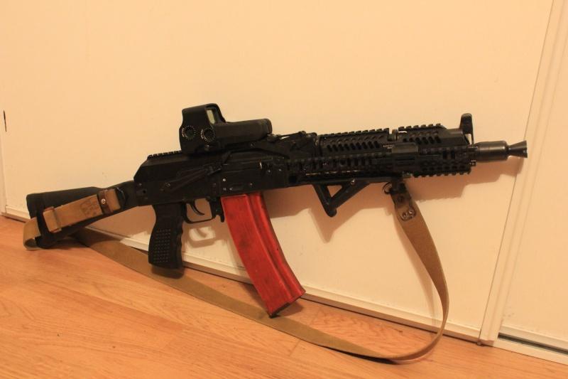ak105 - Mega Review : [E&L] & [GHK] AK105 - [WE] AK PMC & AKSU74  Img_6010