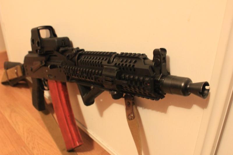 ak105 - Mega Review : [E&L] & [GHK] AK105 - [WE] AK PMC & AKSU74  Img_6011