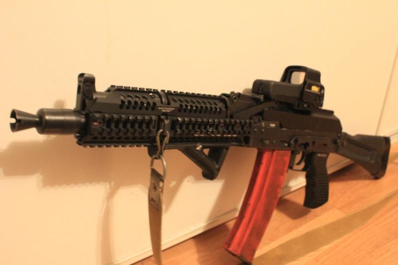 ak105 - Mega Review : [E&L] & [GHK] AK105 - [WE] AK PMC & AKSU74  Img_6012