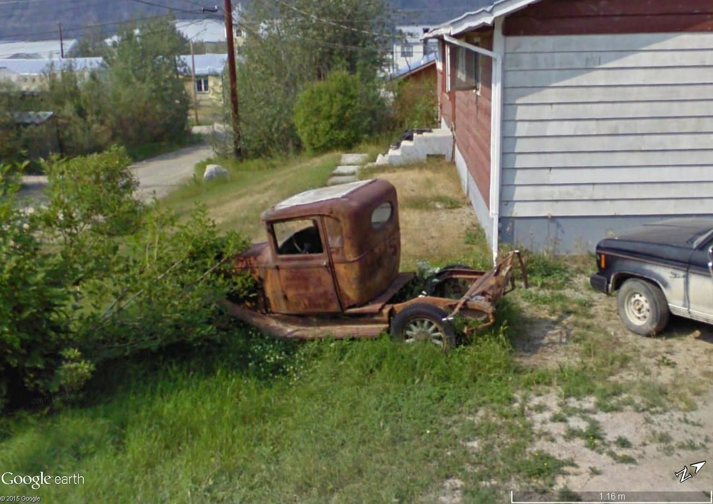 Dawson City, ville témoin de la ruée vers l'or du Klondike. - Page 2 Dawson10