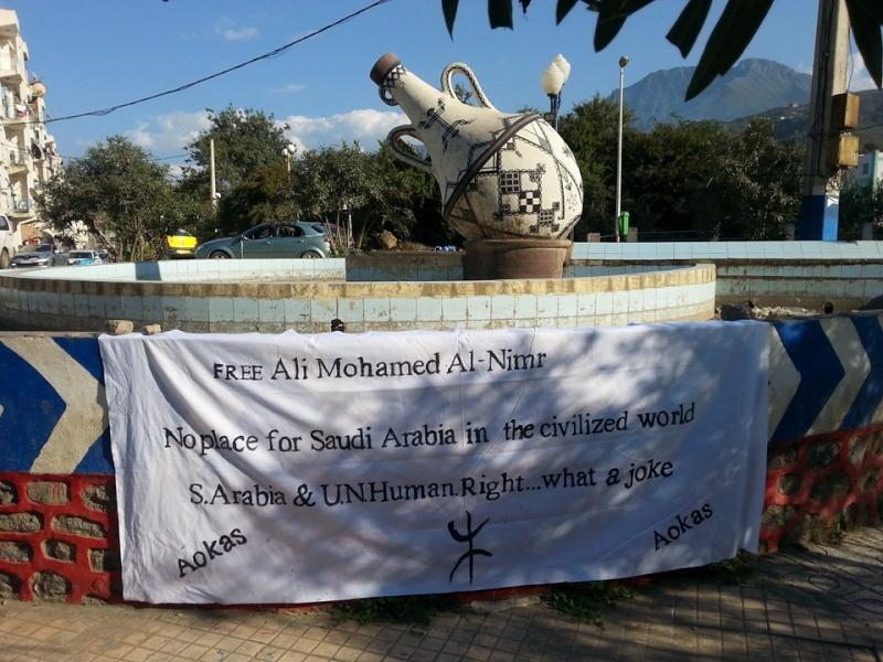 L'Arabie Saoudite exécute l'Imam Chiite Cheikh al Nimr !  Nimr210