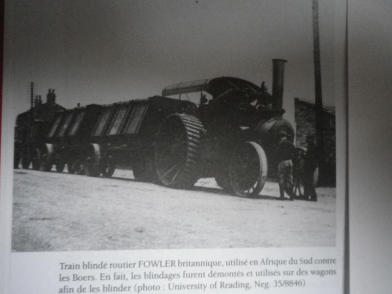 Les prémices des chars de combat. Imgp0317
