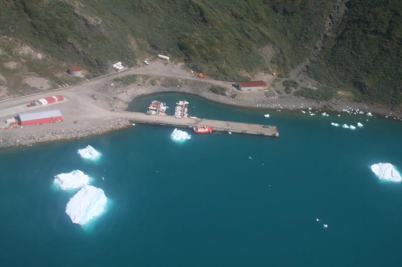 Traversée d'Qassiarsuk vers Narsarsuaq, Kujalleq au Groenland. 13414610