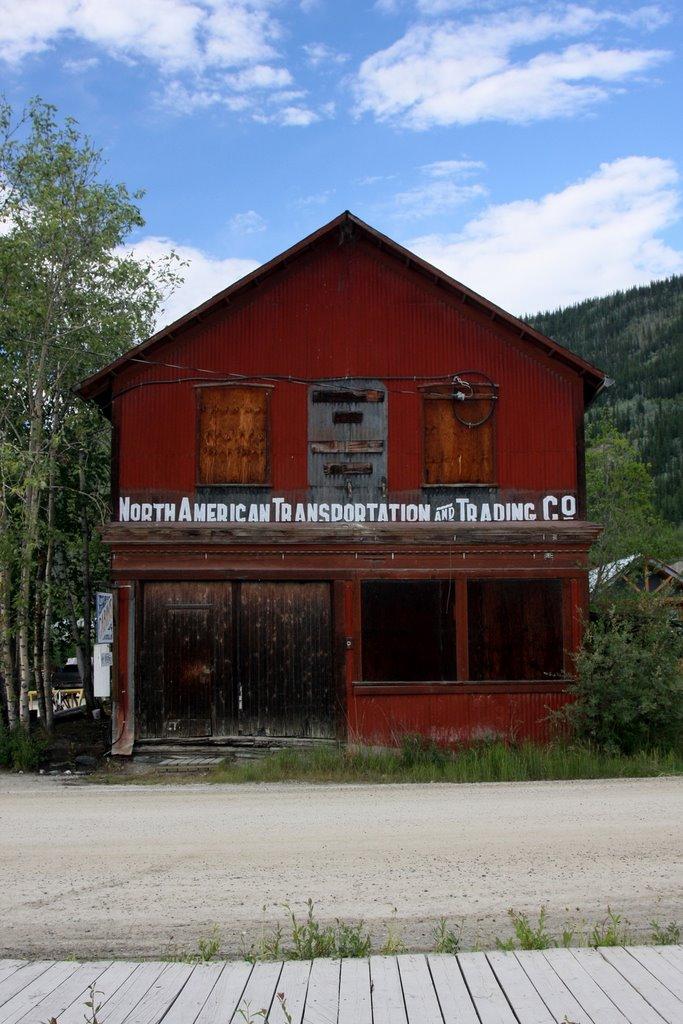Dawson City, ville témoin de la ruée vers l'or du Klondike. - Page 4 17202510