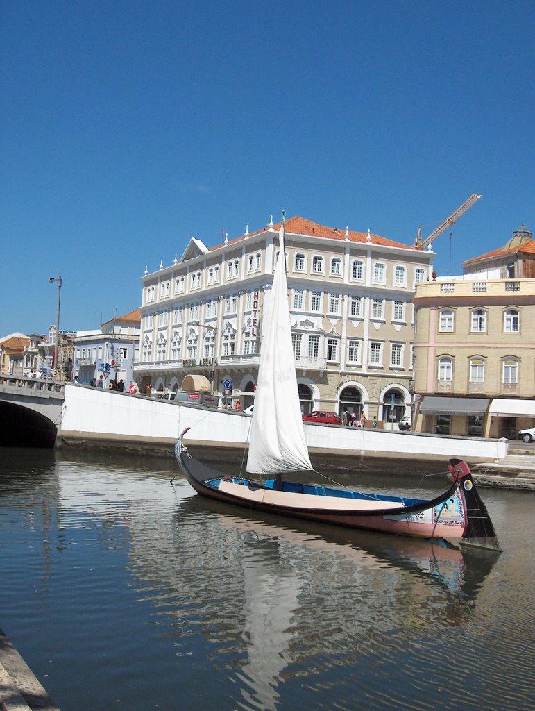 """Les """"Moliceiros"""" d'Aveiro au Portugal. 39646010"""