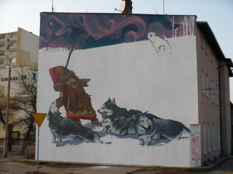 STREET VIEW : les fresques murales - MONDE (hors France) - Page 20 63881910