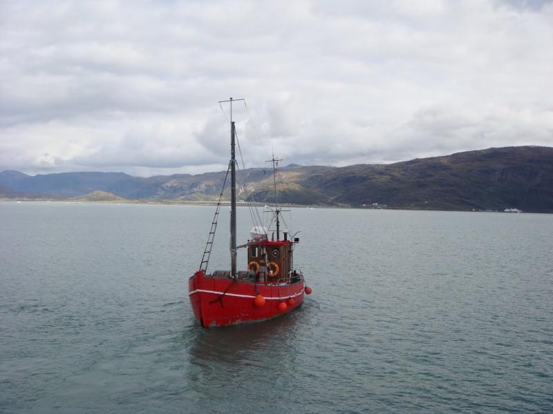 Traversée d'Qassiarsuk vers Narsarsuaq, Kujalleq au Groenland. 72372810