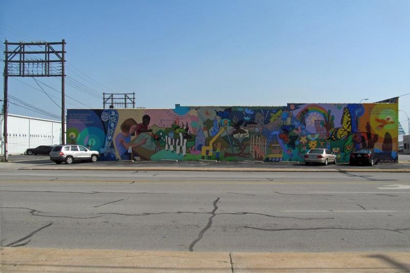 STREET VIEW : les fresques murales - MONDE (hors France) - Page 20 93093410