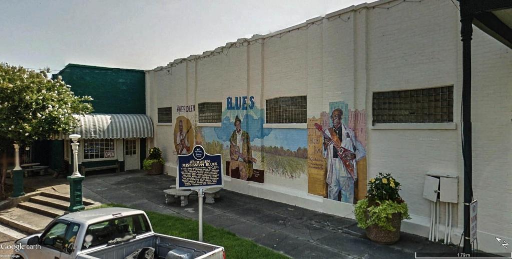 Le blues authentique dans les juke-joints du delta du Mississippi aux États-Unis - Page 2 Aberde11