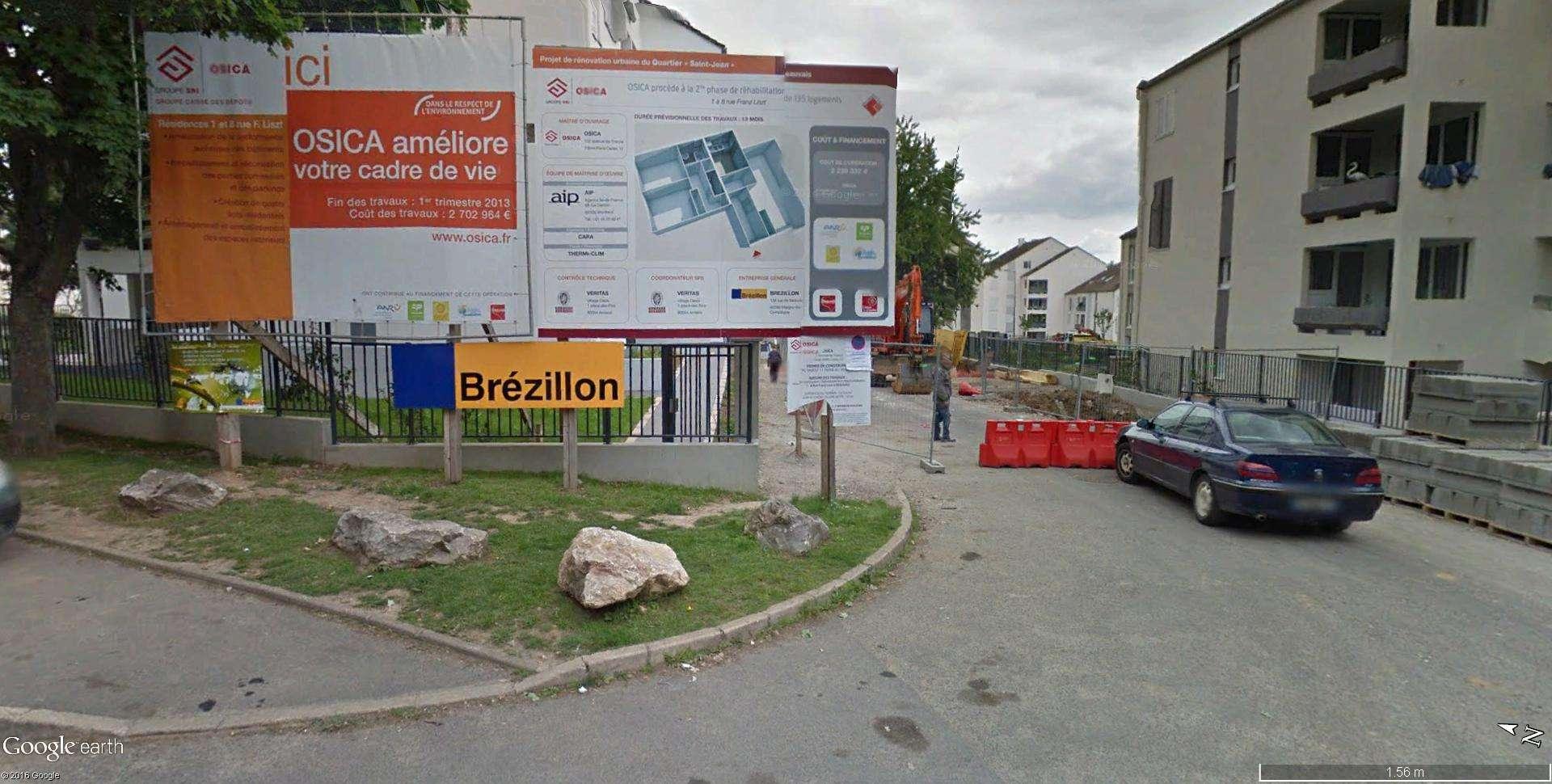[Désormais visible sur Google Earth] - Une  nouvelle prison pour Beauvais  Beauva13
