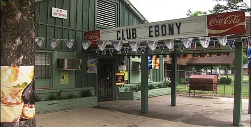 Le blues authentique dans les juke-joints du delta du Mississippi aux États-Unis Club-e10
