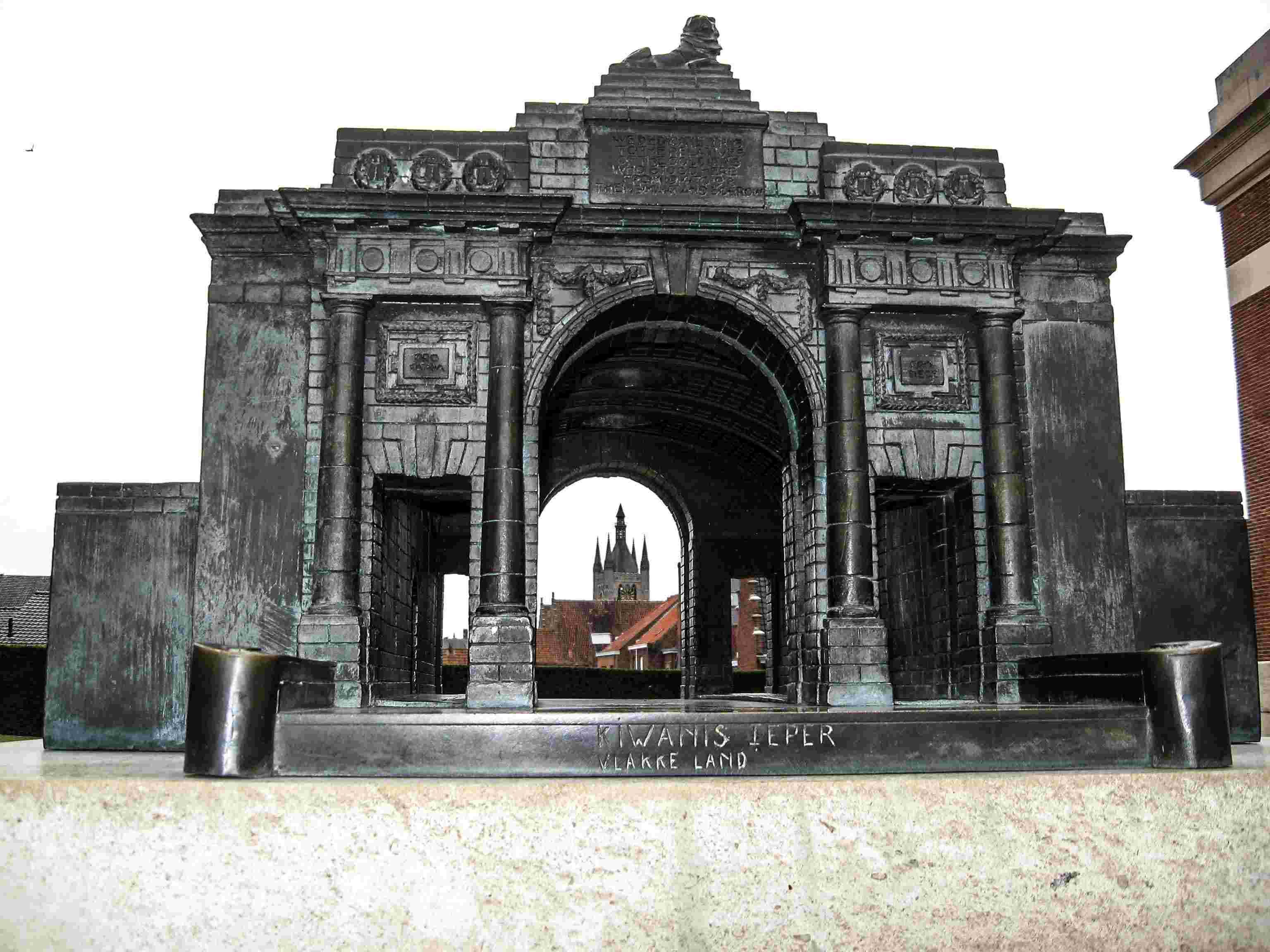Miniatures des monuments de Flandre - Belgique Img_0314