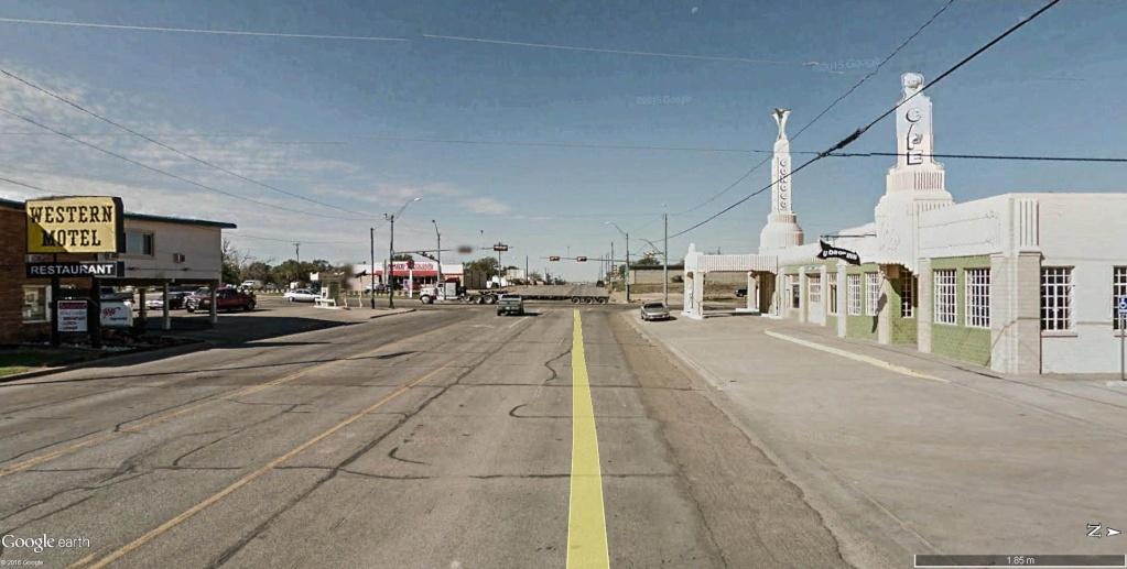 Route 66 : parcours d'un mythe américain. - Page 9 Motel_10