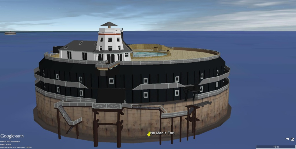 No Man's Fort - Portsmouth - GB No_man10