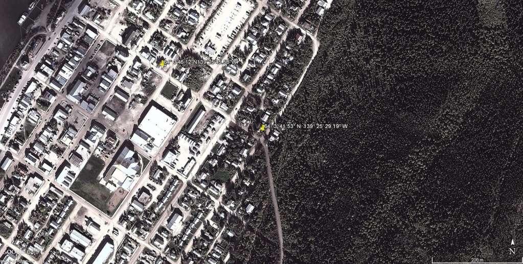 Dawson City, ville témoin de la ruée vers l'or du Klondike. - Page 4 North_10