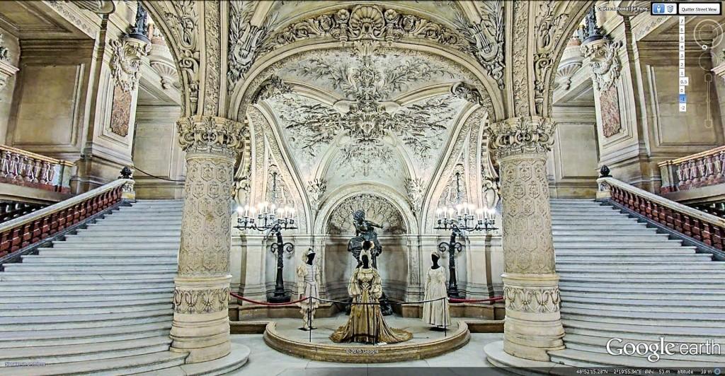 STREET VIEW : les musées en visite virtuelle - Page 8 Palais17
