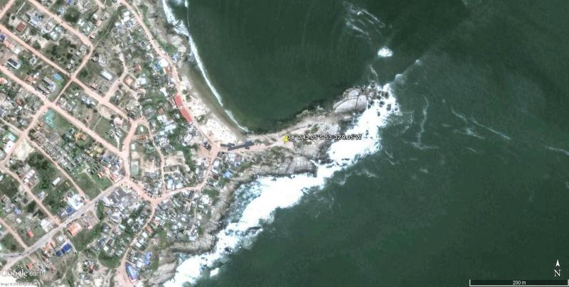 Punta Diabolo et Cabo Polonio en Uruguay. Punta_10