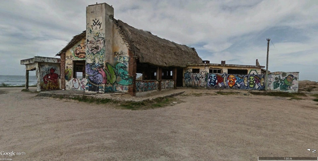 Punta Diabolo et Cabo Polonio en Uruguay. Punta_11