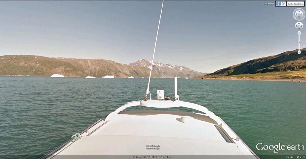 Traversée d'Qassiarsuk vers Narsarsuaq, Kujalleq au Groenland. Qassia12