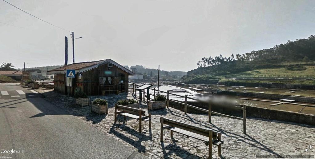 Salinas de Rio Maior - Fonte da Bica, Portugal. Saline15