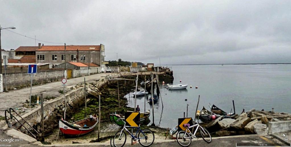 "Les ""Moliceiros"" d'Aveiro au Portugal. Syo_ja11"