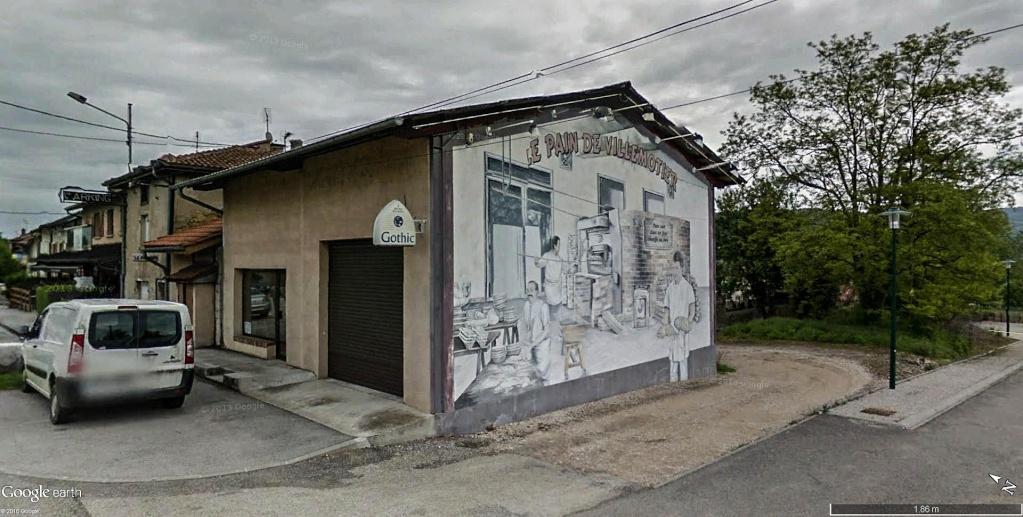 STREET VIEW : les fresques murales en France - Page 20 Villem10