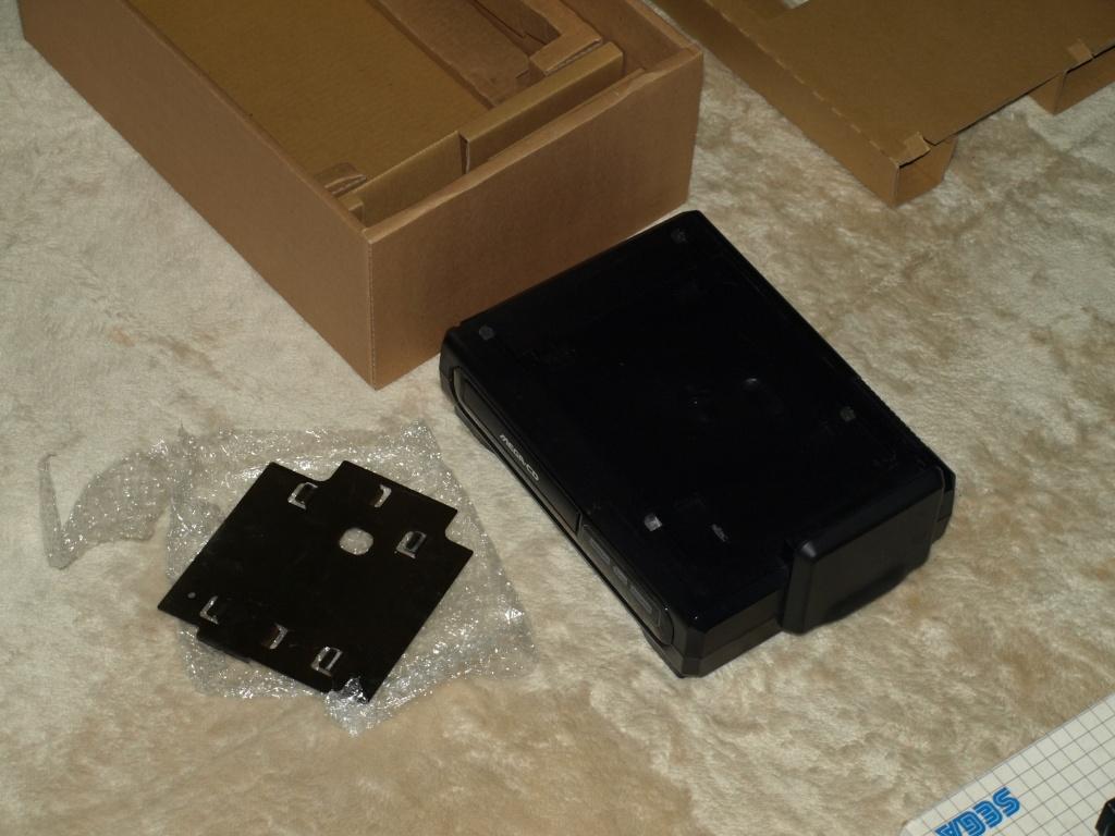 [VDS] Mega-CD1 jap en boite avec condensateurs et lentille a changer P1136412