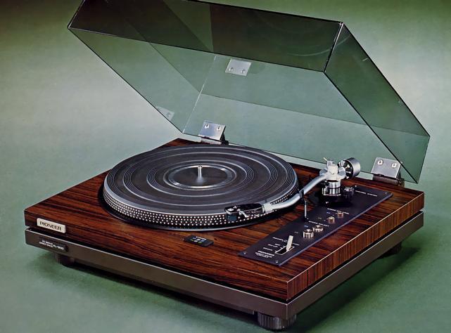 L'aventure du vinyle Pl-12010
