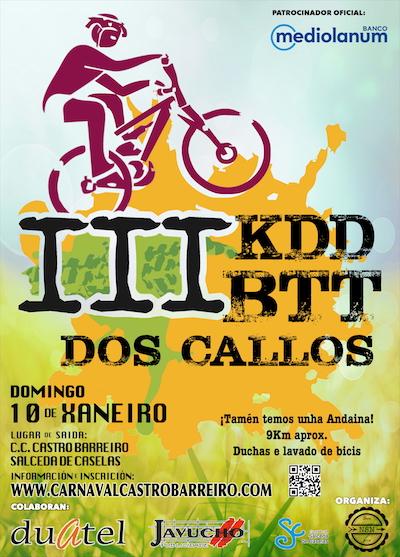 <Kedada> III KDD BTT DOS CALLOS.Salceda de Caselas (10/01/´16) Iii-kd10