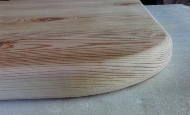 Table basse en bois de récup' 14rond10