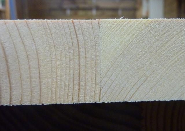 Table basse en bois de récup' Champ10