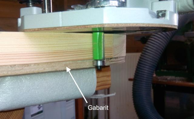 Table basse en bois de récup' Dyfon110