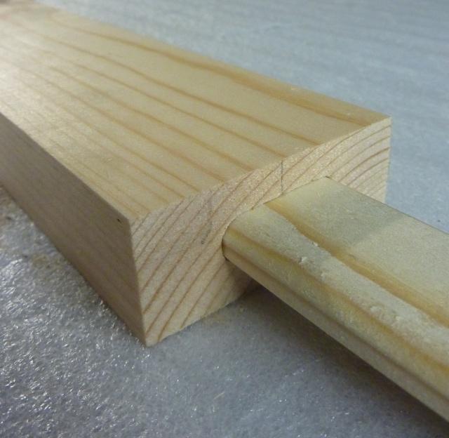Table basse en bois de récup' Fttest12