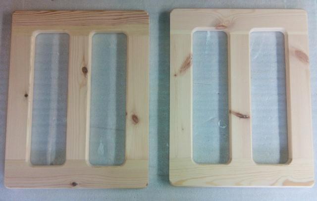 Table basse en bois de récup' Pieds11