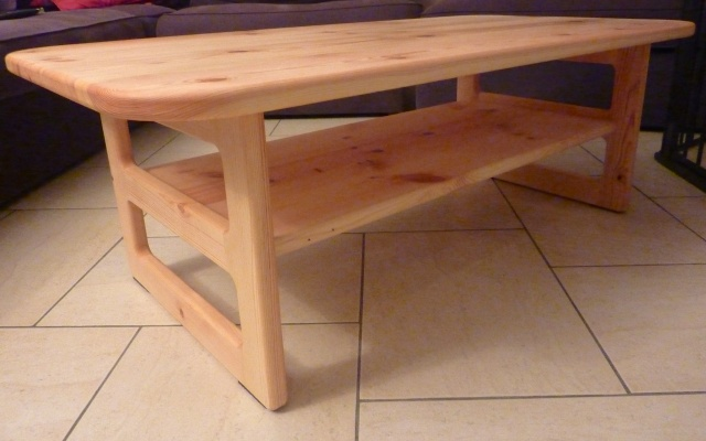 Table basse en bois de récup' - Page 2 Table310