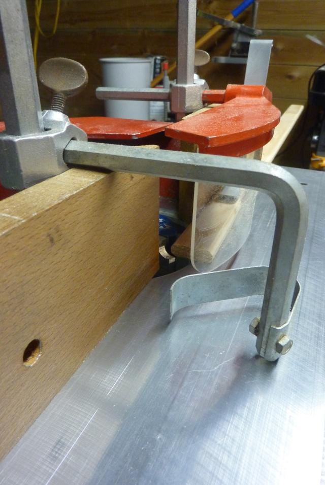 Table basse en bois de récup' Toupie12