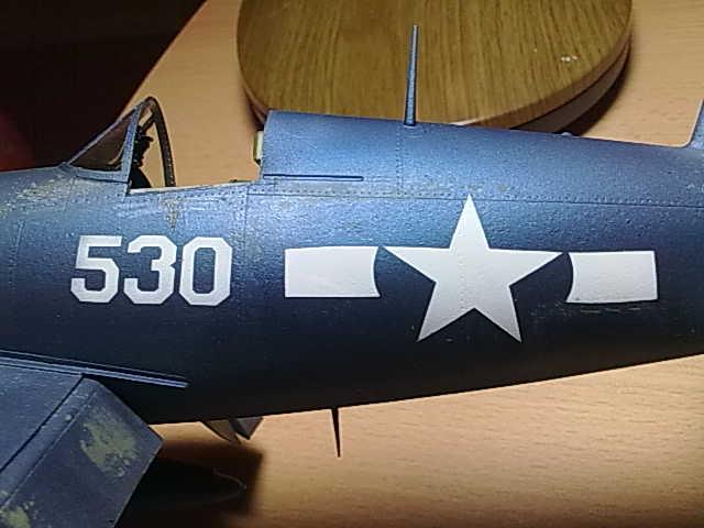 F4U-1D von Trumpeter 1:32 - Seite 2 01122011