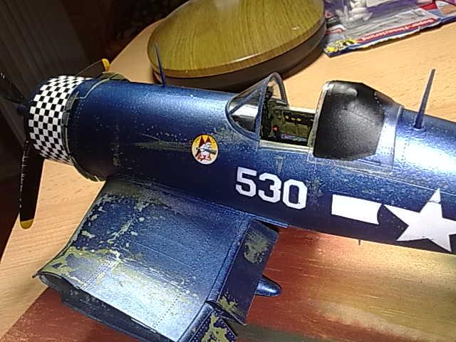 F4U-1D von Trumpeter 1:32 - Seite 3 06122010