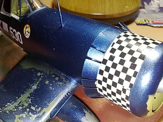 F4U-1D von Trumpeter 1:32 - Seite 3 06122011