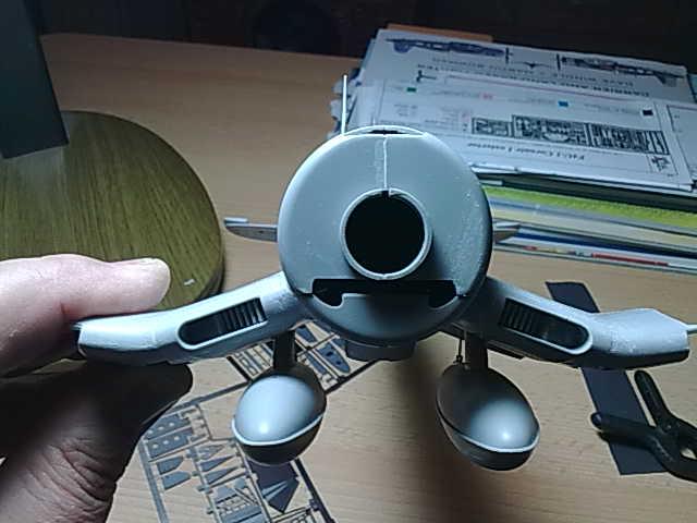 F4U-1D von Trumpeter 1:32 22112011